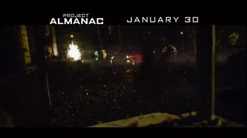 Project Almanac - Alternate Trailer 9