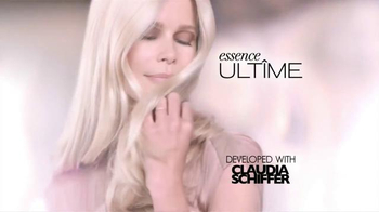 Essence Ultime TV Spot, 'Ultime Care' Ft. Caludia Schiffer