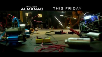 Project Almanac - Alternate Trailer 21