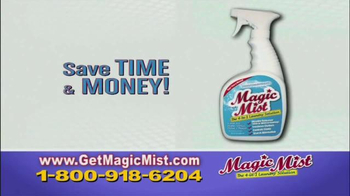 Magic Mist TV Spot, 'The 4-in-1 Laundry Solution' - Thumbnail 3