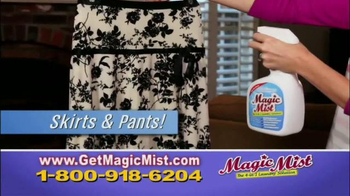 Magic Mist TV Spot, 'The 4-in-1 Laundry Solution' - Thumbnail 5