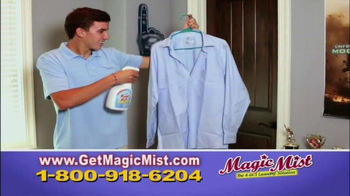 Magic Mist TV Spot, 'The 4-in-1 Laundry Solution' - Thumbnail 6