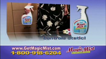 Magic Mist TV Spot, 'The 4-in-1 Laundry Solution' - Thumbnail 8