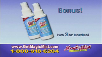Magic Mist TV Spot, 'The 4-in-1 Laundry Solution' - Thumbnail 9