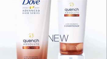 Dove Quench Absolute TV Spot, 'Don't Reign Me In' - Thumbnail 6