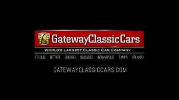 Gateway Classic Cars TV Spot, 'Why Sell With Us?' - Thumbnail 10