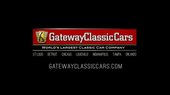 Gateway Classic Cars TV Spot, 'Why Sell With Us?' - Thumbnail 3