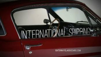 Gateway Classic Cars TV Spot, 'Why Sell With Us?' - Thumbnail 5