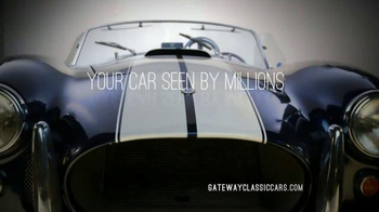 Gateway Classic Cars TV Spot, 'Why Sell With Us?' - Thumbnail 8