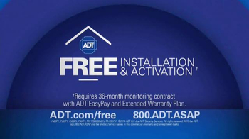 ADT Free Installation TV Spot, 'For Every Situation' - Thumbnail 10