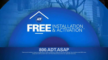 ADT Free Installation TV Spot, 'For Every Situation' - Thumbnail 6