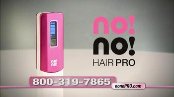 No! No! Pro TV Spot, 'No Hair, No Pain' - Thumbnail 5