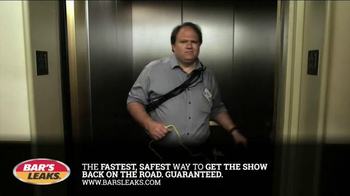 Bar's Leaks Liquid Aluminum Stop Leak TV Spot, 'Miles to Go' - Thumbnail 7