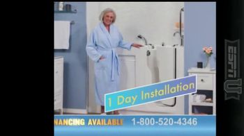 Safe Step TV Spot, 'Bathe with Ease'
