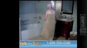 Safe Step TV Spot, 'Bathe with Ease' - Thumbnail 1
