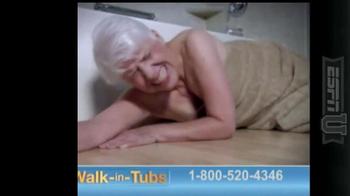 Safe Step TV Spot, 'Bathe with Ease' - Thumbnail 2