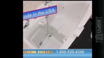Safe Step TV Spot, 'Bathe with Ease' - Thumbnail 5