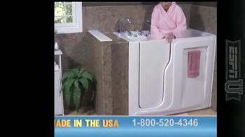 Safe Step TV Spot, 'Bathe with Ease' - Thumbnail 8