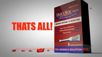 DocuSol Plus TV Spot, 'Good to Go' - Thumbnail 10