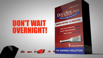 DocuSol Plus TV Spot, 'Good to Go' - Thumbnail 5