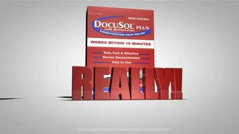 DocuSol Plus TV Spot, 'Good to Go' - Thumbnail 7