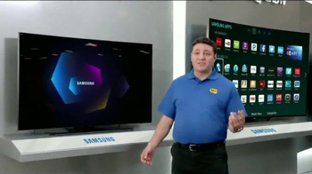 Best Buy Samsung Ultra Curve UHD TV Spot, 'Adam's Beta Test' - Thumbnail 3