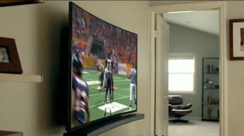 Best Buy Samsung Ultra Curve UHD TV Spot, 'Adam's Beta Test' - Thumbnail 6