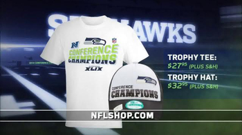 NFL Shop TV Spot, 'Seahawks: Winner of 2015 NFC Championship' - Thumbnail 10