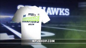 NFL Shop TV Spot, 'Seahawks: Winner of 2015 NFC Championship' - Thumbnail 3