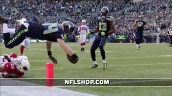 NFL Shop TV Spot, 'Seahawks: Winner of 2015 NFC Championship' - Thumbnail 7