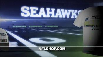 NFL Shop TV Spot, 'Seahawks: Winner of 2015 NFC Championship' - Thumbnail 8
