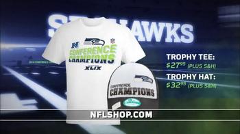 NFL Shop TV Spot, 'Seahawks: Winner of 2015 NFC Championship' - Thumbnail 9