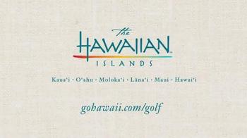 The Hawaiian Islands TV Spot, 'With the Dolphins' Featuring Matt Kuchar - Thumbnail 10