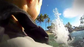 The Hawaiian Islands TV Spot, 'With the Dolphins' Featuring Matt Kuchar - Thumbnail 5