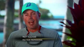 The Hawaiian Islands TV Spot, 'With the Dolphins' Featuring Matt Kuchar - Thumbnail 8