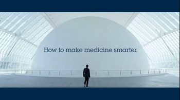 IBM Watson TV Spot, 'How to Make Medicine Smarter' Featuring Dominic Cooper - Thumbnail 1