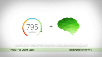 LendingTree TV Spot, 'Credit Score With a Brain' - Thumbnail 9