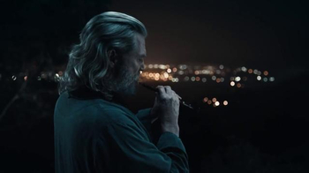 Squarespace Super Bowl 2015 Teaser TV Spot, 'The Cliff' Feat. Jeff Bridges - 1390 commercial airings