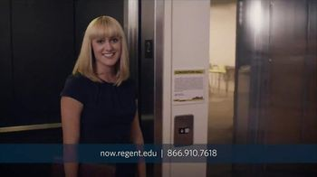 Regent University TV Spot, \'It\'s Your Time\'