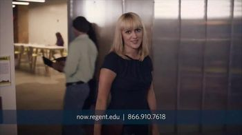 Regent University TV Spot, 'It's Your Time' - Thumbnail 8