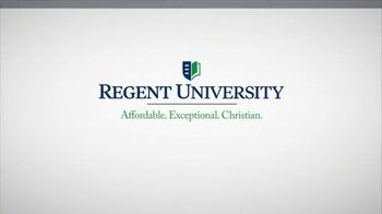 Regent University TV Spot, 'It's Your Time' - Thumbnail 9