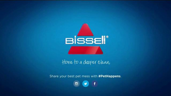 Bissell TV Spot, 'Pet Happens' - Thumbnail 10