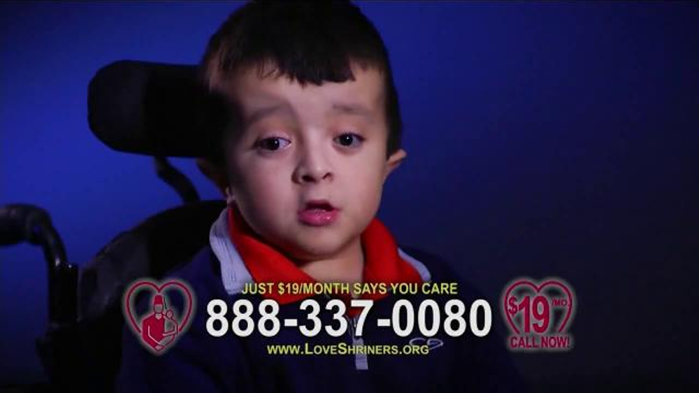 Shriners Hospitals For Children Tv Commercial What Is Love