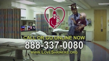 Shriners Hospitals For Children TV Spot, 'What is Love?' - Thumbnail 9