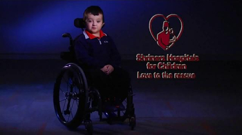 Shriners Hospitals For Children TV Spot, 'What is Love?' - Thumbnail 3