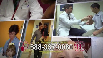 Shriners Hospitals For Children TV Spot, 'What is Love?' - Thumbnail 7