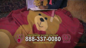 Shriners Hospitals For Children TV Spot, 'What is Love?' - Thumbnail 8