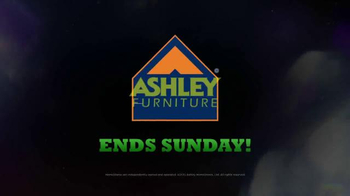 Ashley Furniture Homestore TV Spot, 'Experience the Big Game' - Thumbnail 9
