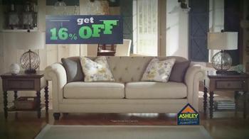 Ashley Furniture Homestore TV Spot, 'Experience the Big Game' - Thumbnail 4