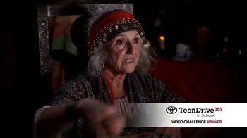 Toyota Teen Driver TV Spot, 'Fortune Teller' - Thumbnail 1